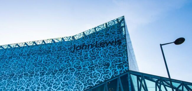 Highcross building - John Lewis