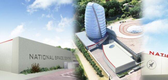 Space Park extension