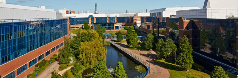 Charnwood Campus banner image