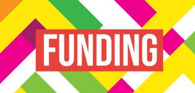 Funding graphic
