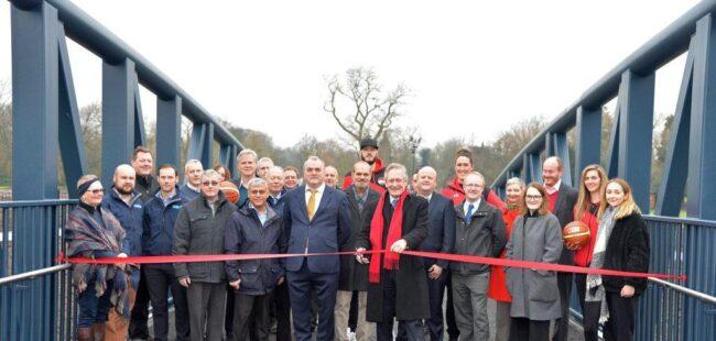 Charter Street Bridge Opening