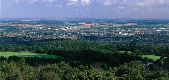 Leicestershire scenery