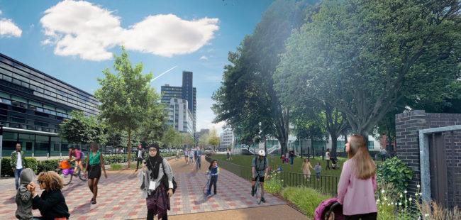 St George Street Visual