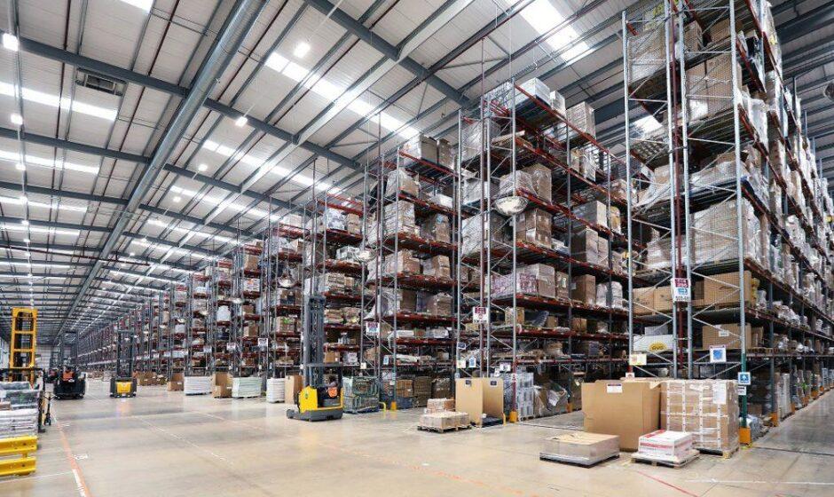 Amazon warehouse Leicestershire