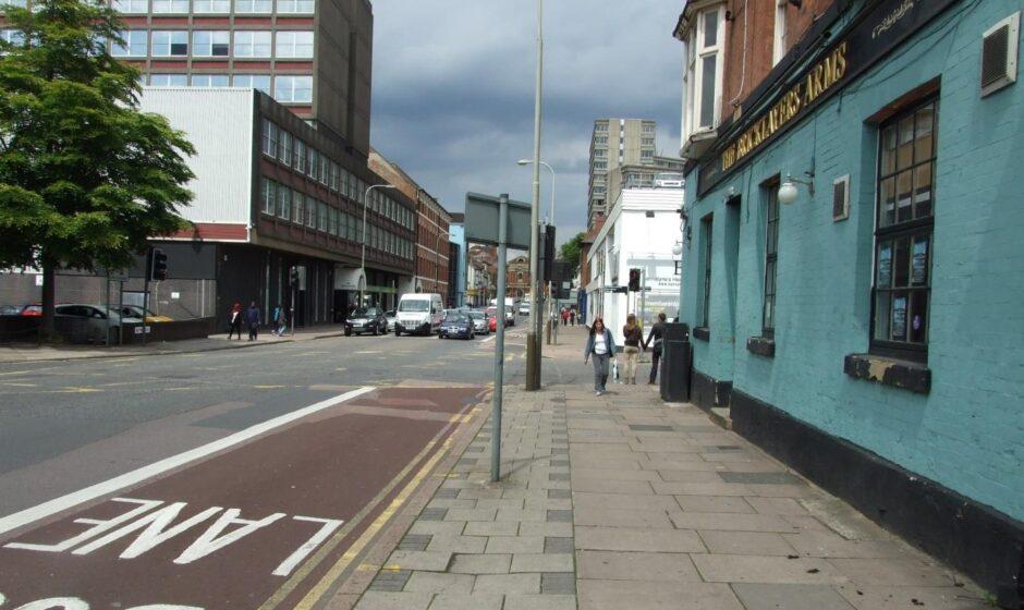 Welford Road before
