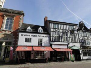 Ye Olde Porke Pie Shoppe