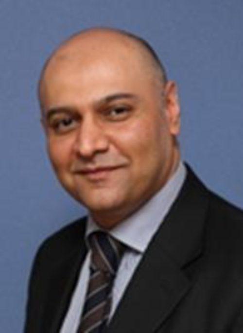 Dr Nik Kotecha