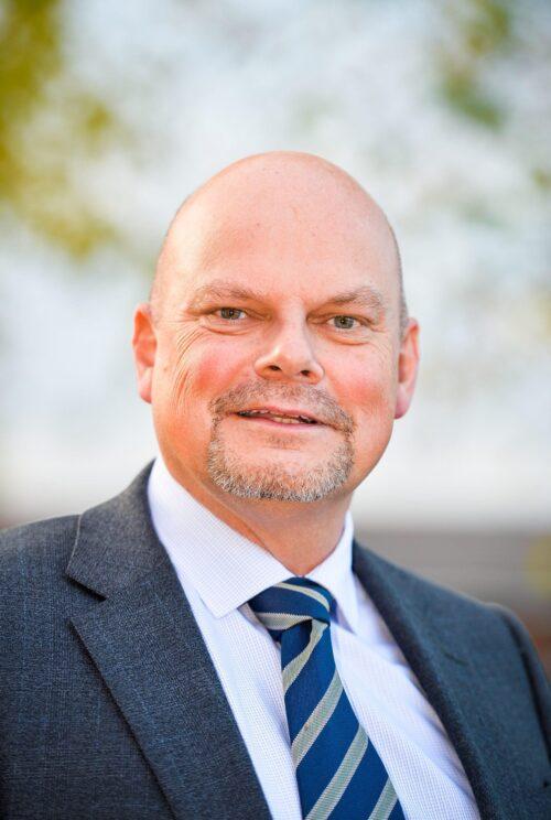 LLEP Chair Kevin Harris