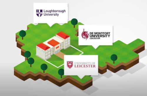 Universities infographic