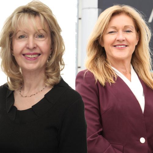 Larraine and Clare square image