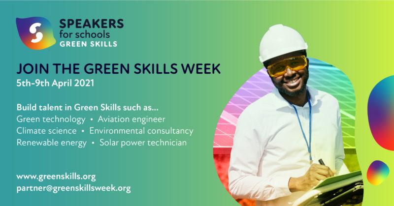 Green Skills Week with engineer