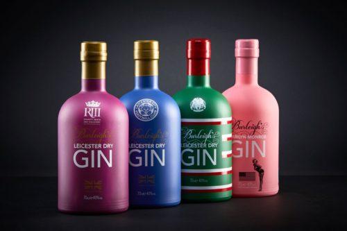 Burleighs Gin Leicester Collection