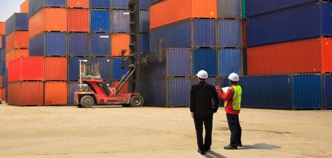 cargo-yard