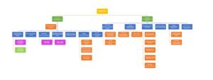 LLEP Team structure