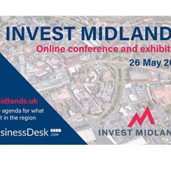 Invest Midlands Banner
