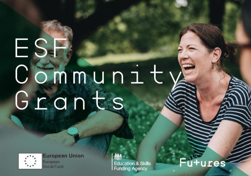 Futures ESF Community Grants image