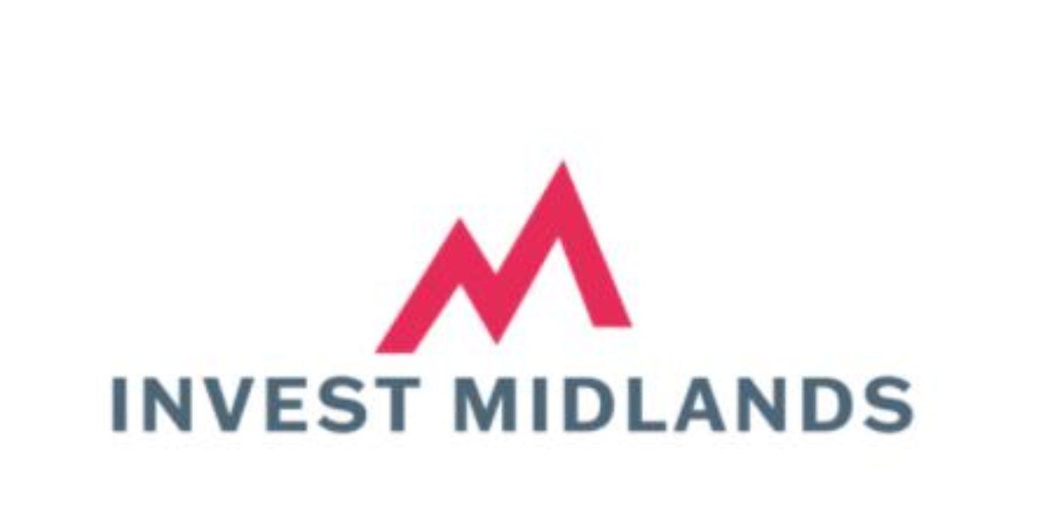 Invest Midlands logo