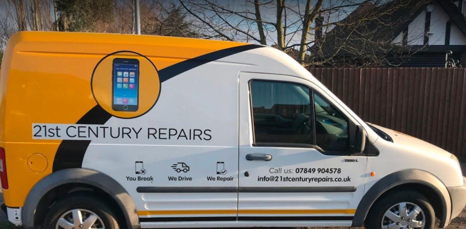 21 century repairs van