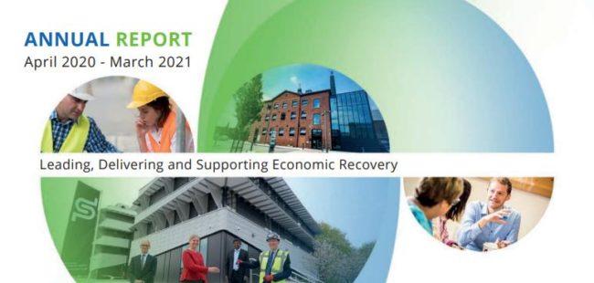 Annual report 2020-21 image
