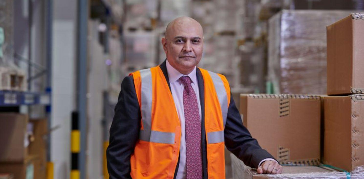 Dr-Nik-Kotecha-OBE-in-warehouse