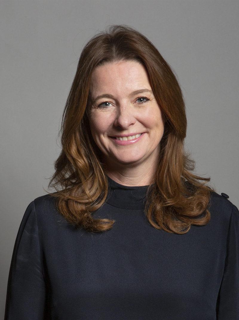 Gillian Keegan MP