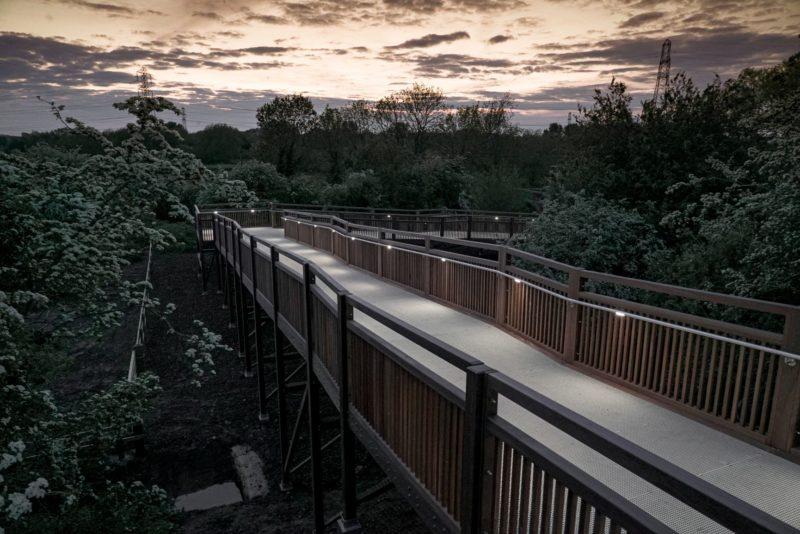 complete bridge dusk med
