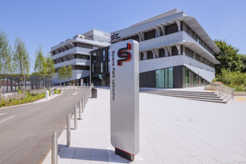 University of Leicester – National Space Park