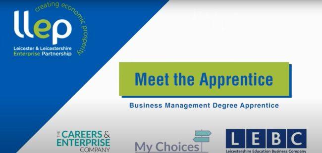 Meet the Apprentice title screen
