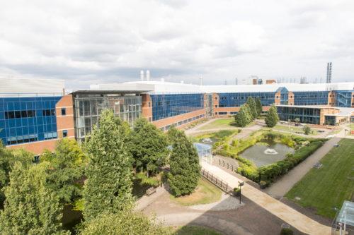 Charnwood Campus Loughborough