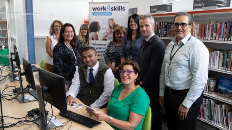 work&skills launch